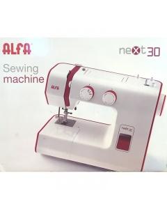Alfa NEXT 30 sewing machine