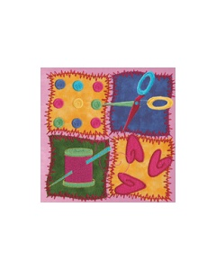 Inspira CD A Passion 4 Patchwork Embroidery Designs