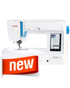 New Janome Sewing Machine