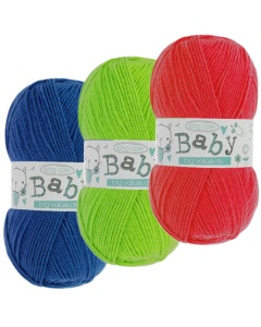 Big Value Baby Double Knit