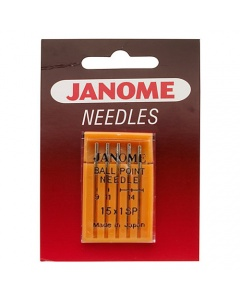 Janome Ball point needles