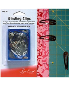Binding Clips used when quilting