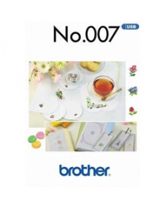 Brother USB Memory Stick Petit Point Collection