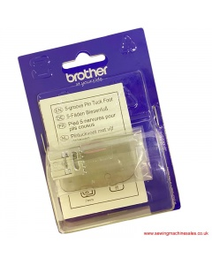 Brother 5 Groove Pintuck foot