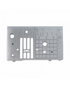 Brother NX200-NX400 sewing machine needle plate