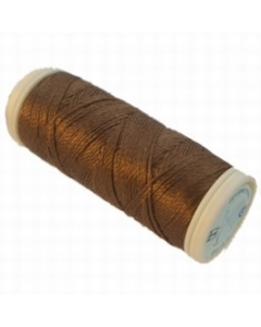 Silk Thread Chocolate 335