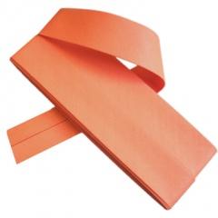 Orange 12mm Bias Binding