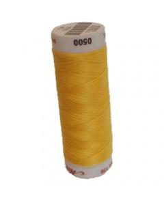 Mettler Cotton Quilting Thread - 500 Yellow