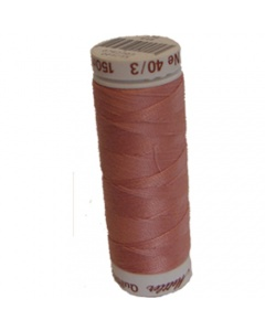Mettler Cotton Quilting Thread - 648 Shell Pink