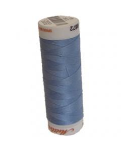 Mettler Cotton Quilting Thread - 672 Dusty Blue