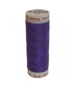 Mettler Cotton Quilting Thread - 673 Periwinkle