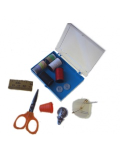Sewing travel repair kit