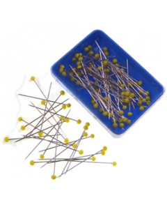 Large box of Quilting Pins