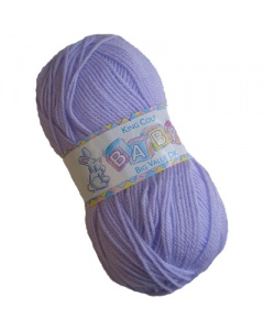 King Cole DK 100g baby wool Lilac