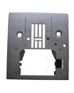 Singer confidence needle plate