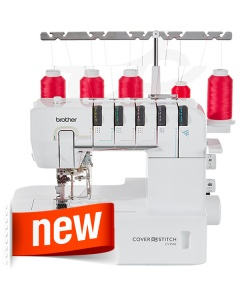 Brother CV3550 Double Coverstitch Machine