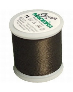 Madeira Embroidery Rayon Thread - 1059 Dark Brown