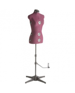 Diana adjustable dress form