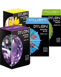 Dylon Maching Wash Fabric Dye