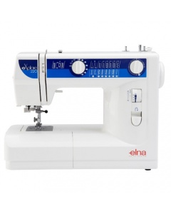 Elna eXplore 220 sewing machine front view