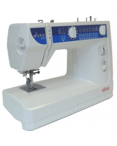 Elna eXplore 240 sewing machine - Higher spec with extra stitchs and one step button hole