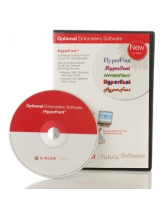 Singer HyperFont Software