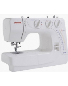 Janome J3-24 sewing machine including hard cover
