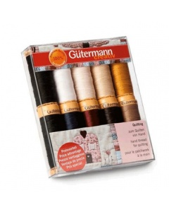 Gutermann Cotton Quilting Thread