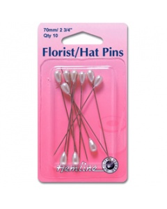 Hat and Florist Pins