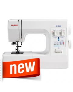 Janome HD220 sewing machine