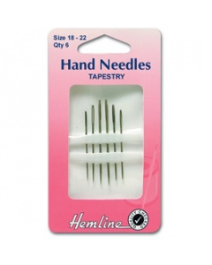 Tapestry Needles for hand sewing