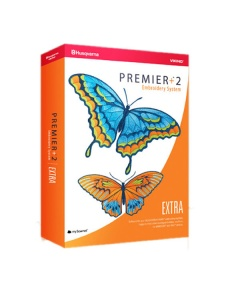 PREMIER+ ULTRA Embroidery Software Package