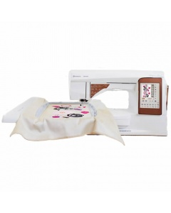 Topaz 50 sewing and embroidery machine