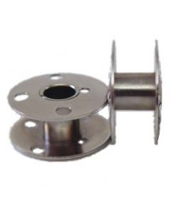 Metal Class 15 Bobbins and Bobbin Case for Singer Brother Sewing Machine