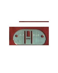 Needle Plate Singer 2001 Futura