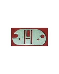 S/H Needle Plate Singer 2010 Futura