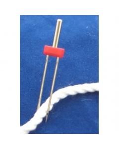4 mm twin sewing machine needle