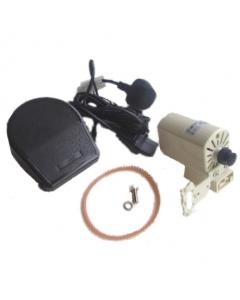 Diy Type Complete Motor, Belt, Lead & Foot Control Kit