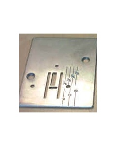 Needle Plate Janome 1512 Series