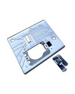 Janome 6500p Needle Plate & Foot For Straight Sewing
