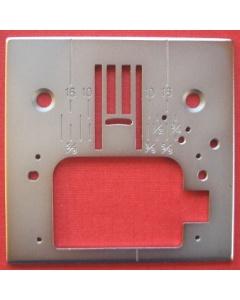 Singer Futura Needle Plate