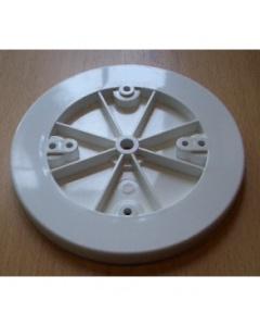 Singer Csp1 White Swivel Disc Under The Lower Plate