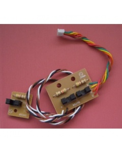 Main Shaft Sensor Harness And Circuit Board