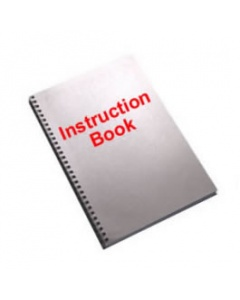 Pfaff 776 Overlock Instruction Book