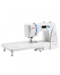 Janome 5060qdc with Extension table attached