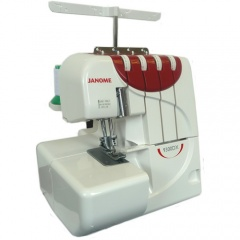 Janome 9200d overlock - high build quality