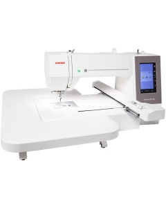 Janome MC550E Embroidery Machine REBOX BARGAIN