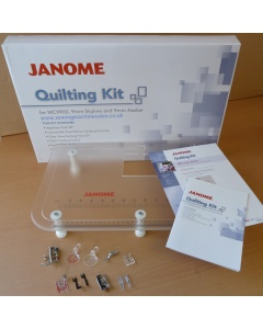 Quilting kit for Janome Atelier sewing machine