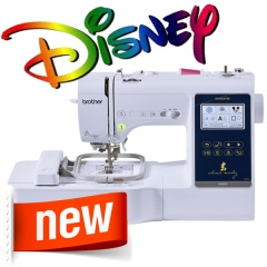 Brother Innovis M280D Disney Sewing & Embroidery Machine
