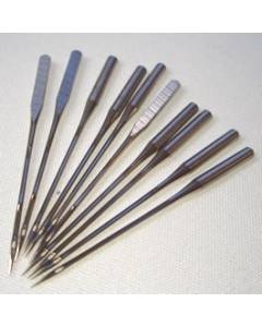 Overlock needles 15x1, HAx1, 705, 2020, 2022 - BALL point size 90 Pack of 5